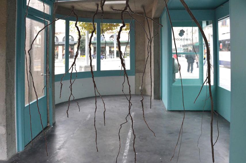 Cécile Beau - Manifeste de l'arbre