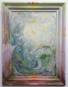 Image 2 communique- Vidya healing painting (le royaume) 2014